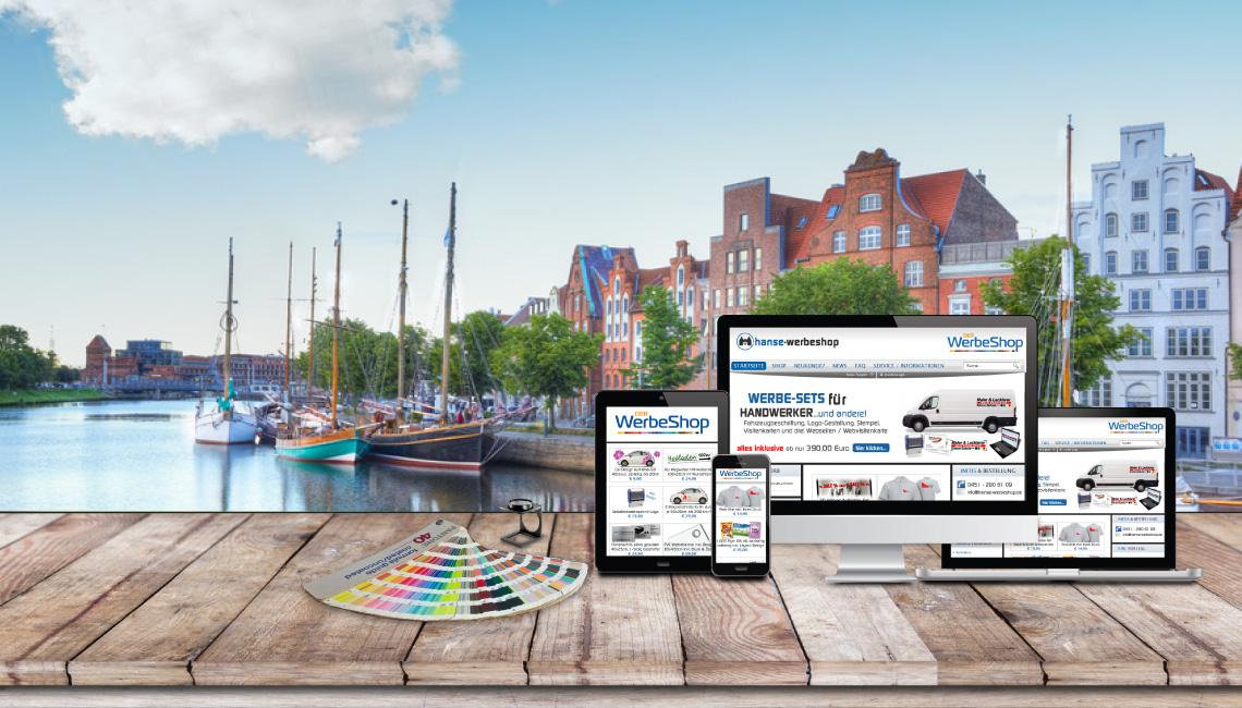 Webdesign Webseite Und Onlineshop Erstellen Günstige