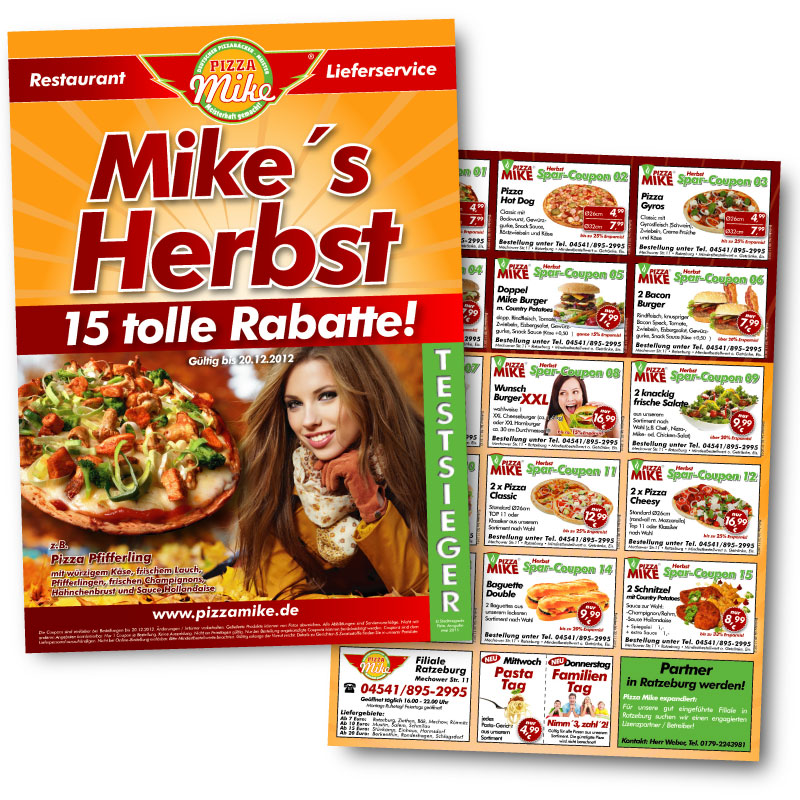 Mike´s Pizza