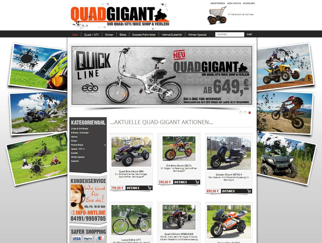 Quad Gigant